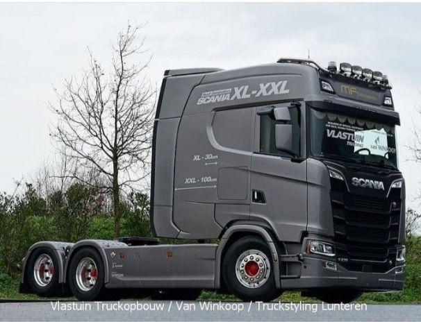 Scania XL-XXL Vlastuin