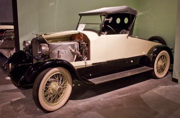 1924 Stanley