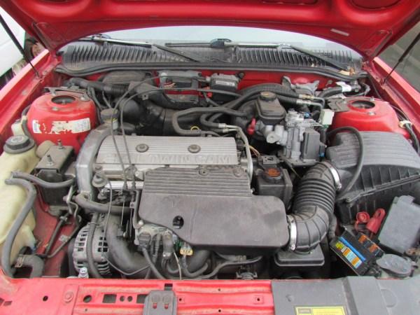 1997 Oldsmobile Achieva SL