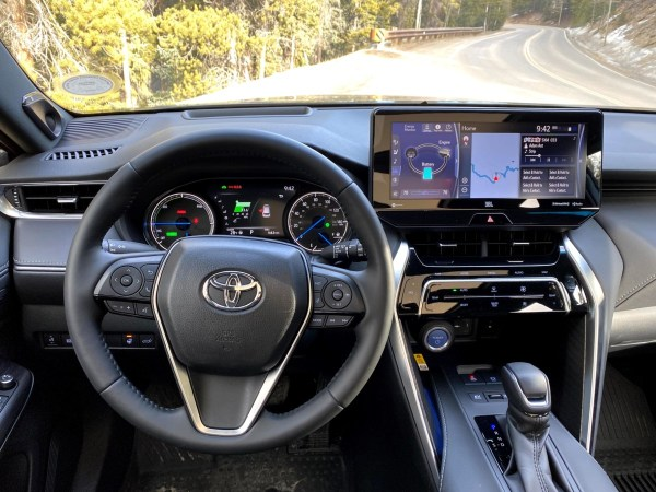 2021 Toyota Venza Limited Hybrid AWD