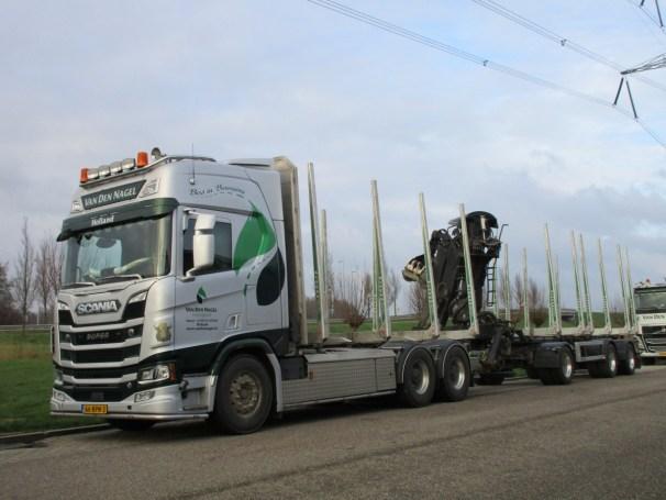 2018 Scania R650 6x4 - 1