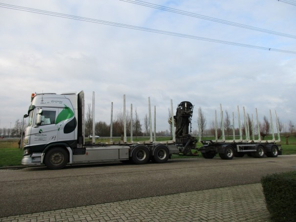 Scania R650 and GS full trailer - 1
