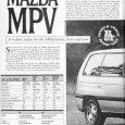 The Mazda MPV is something of an historical oddity. It was created specifically for the US market, which alone was quite unusual, especially for a second-tier Japanese manufacturer. The MPV […]
