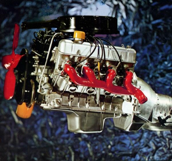 1961 Buick 215 V8