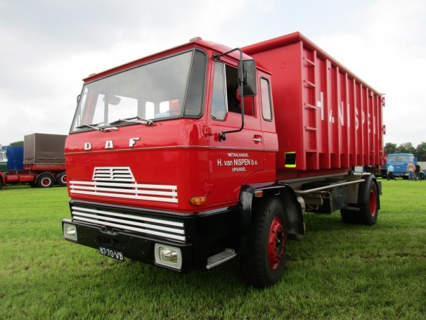 1977 DAF FA 2000 container carrier