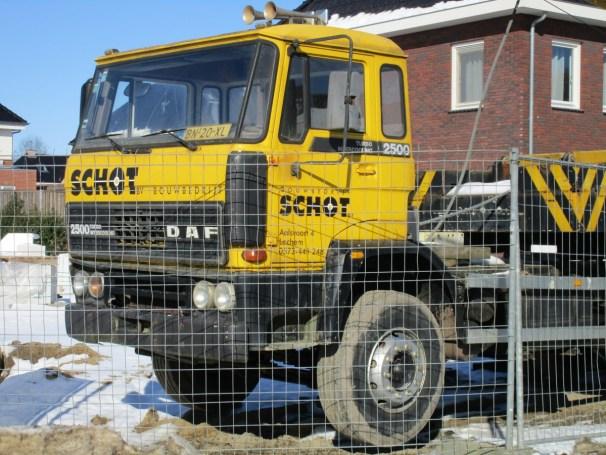 1985 DAF 2500 t.i. 6x4 - 2