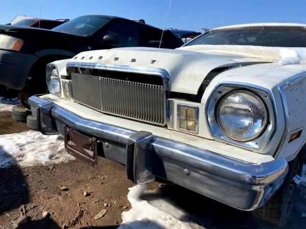 1976 Mercury Bobcat Villager