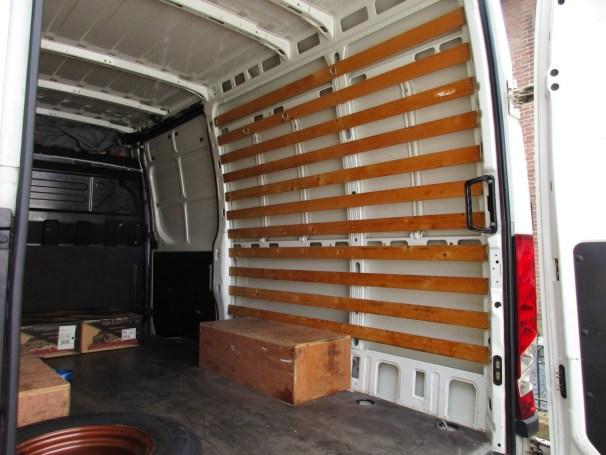 2015 Iveco Daily 40C17 panel van - cargo compartment