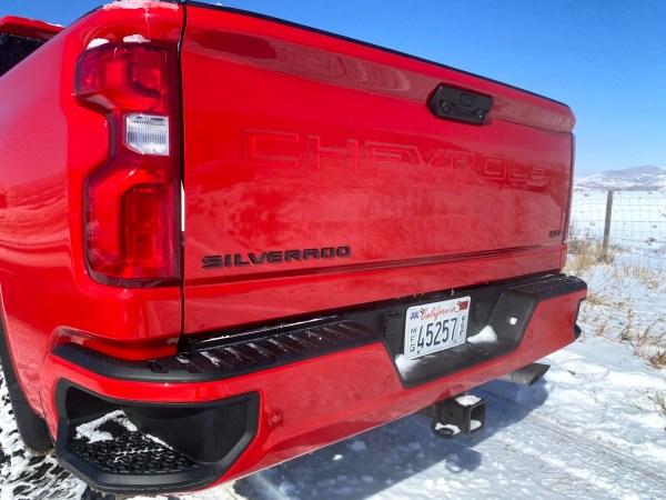 2021 Chevrolet Silverado 2500HD 4WD LTZ Crew Cab