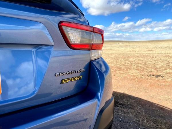 2021 Subaru Crosstrek Sport 2.5