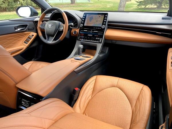 2021 Toyota Avalon Limited AWD