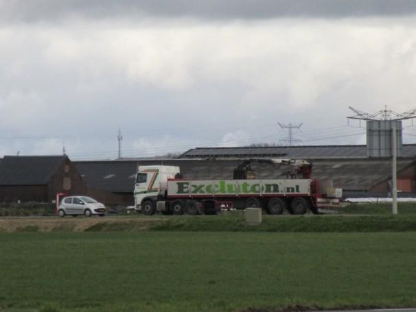 DAF XF tractor