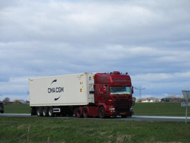 2008 Scania R 560 6x2