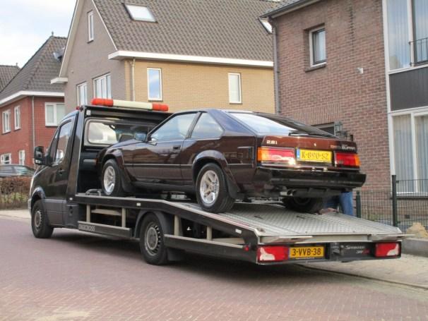 1984 Celica Supra - 1