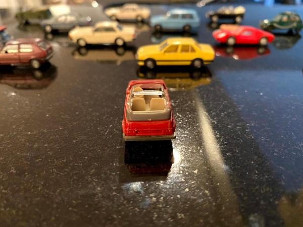 Wiking HO Mk1 VW Golf Cabrio