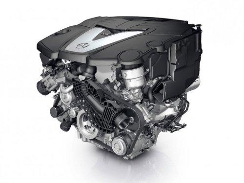 OM 642 engine