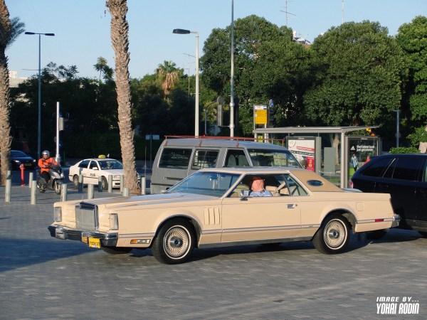creame Lincoln Continental Mark V