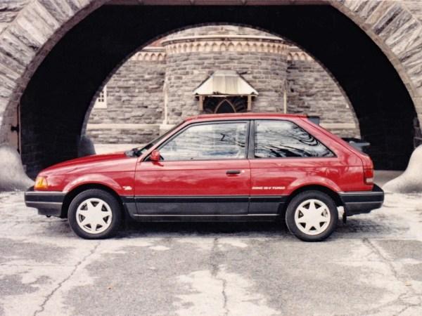 1988 Mazda 323 GTX