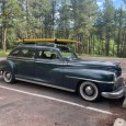 Suburbans aren't an uncommon sight in recreation areas, but they're usually of the more recent, Chevrolet variety. But here's a DeSoto Suburban which pulled into an almost empty lakeside parking […]