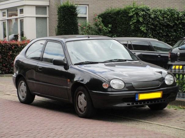 1998 Corolla hatchback 1.6 - 1