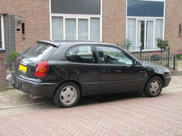 1998 Corolla hatchback 1.6 - 2