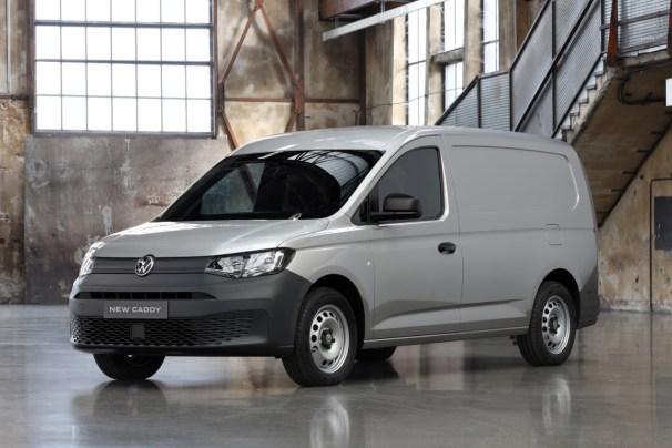 VW Caddy V