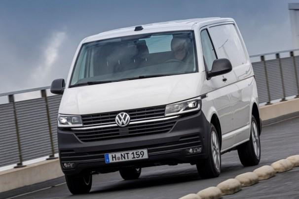 VW Transporter 6.1