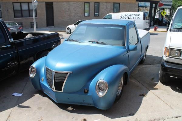 1990 Chevrolet C/K 1500 pickup. Irving Park, Chicago, Illinois. Thursday, August 19, 2021.
