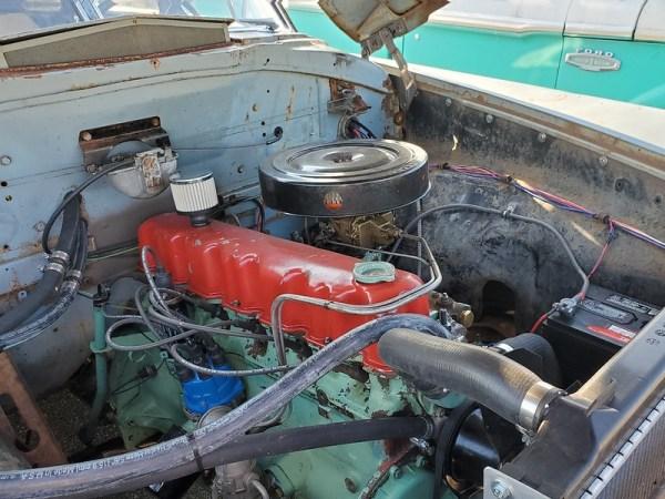 1951 Hudson Hornet with AMC engine