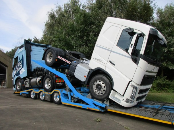 2017 GS Meppel trailer - Volvo FH tractors