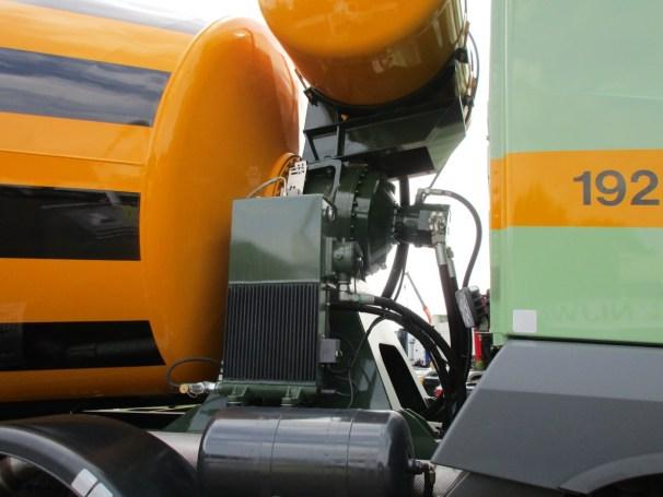 2021 MB Arocs 10x4 - PMP hydraulics - 1