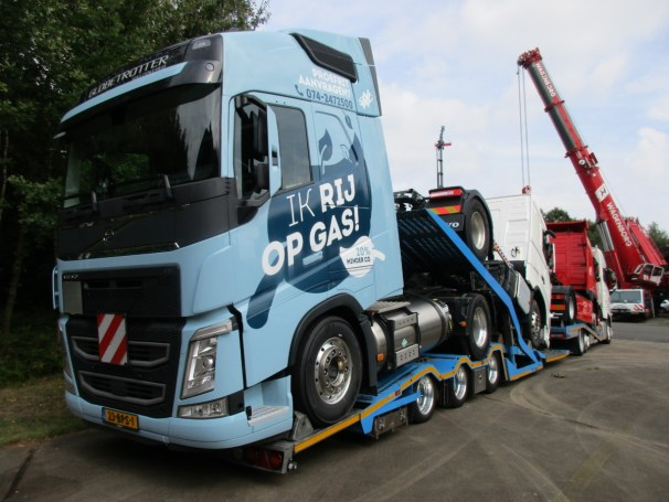 2019 Volvo FH LNG - 3