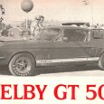 The Shelby Mustang took a giant turn for 1967. Instead of a hard, lean and sports car, it was now a bloated Mustang with an appearance package, powered by a […]