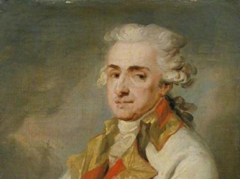 1755, une épique nuit de noces dans la noblesse…