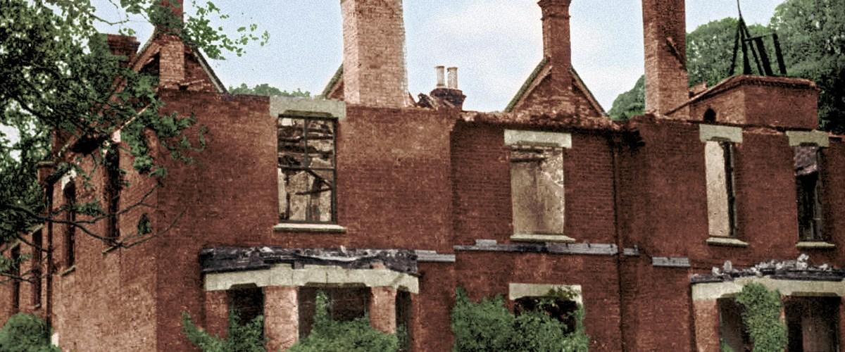Des maisons peu accueillantes...