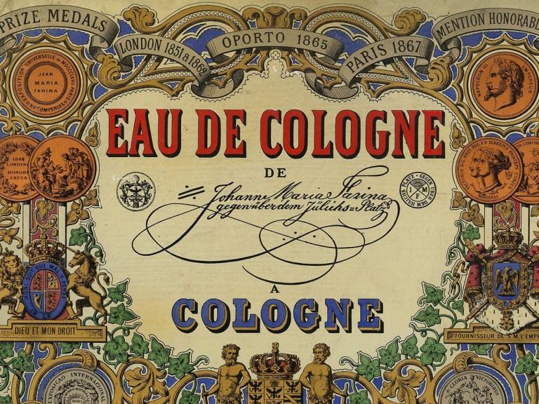 Tout Cologne dans un flacon !