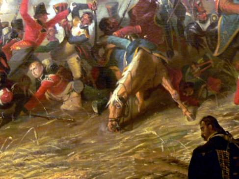 Waterloo – L'horreur pour les chevaux aussi