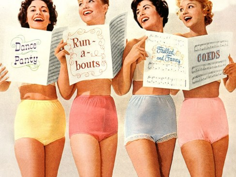 Grande histoire de la petite culotte…