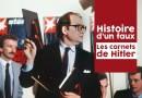 Histoire d'un faux : les carnets de Hitler