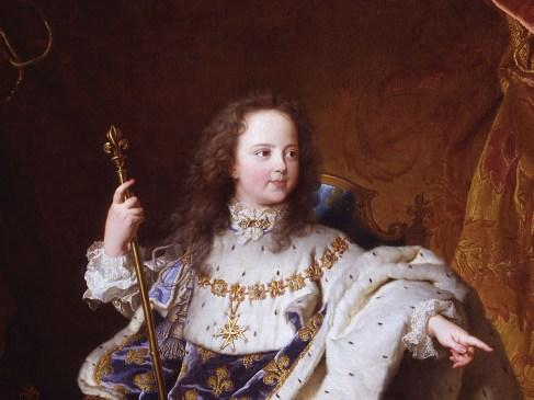 D'enfant-roi à roi-enfant : les caprices de Louis XV