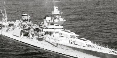 La tragédie de l'USS Indianapolis, quand les requins sont aussi dangereux que les Japonais…