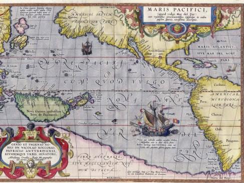 Quand Magellan baptise l'océan… Pacifique