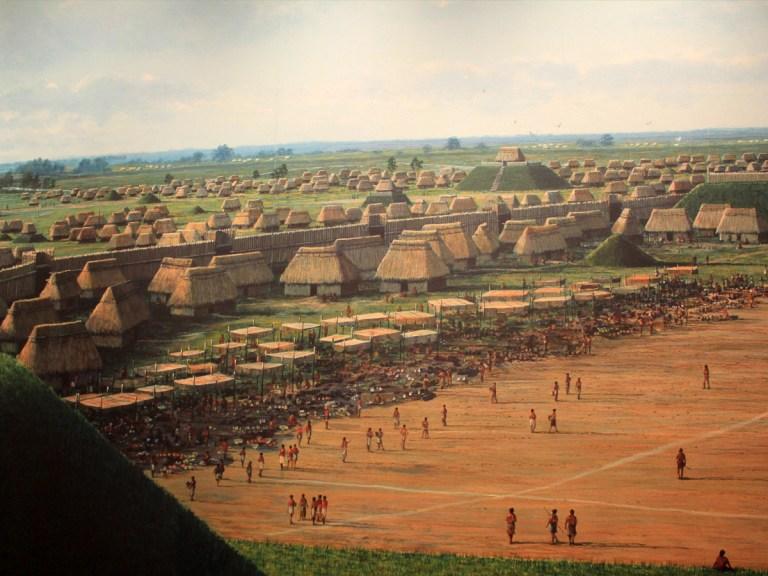 Cahokia : La « Rome d'Amérique » oubliée, à la population plus importante que celle de Londres