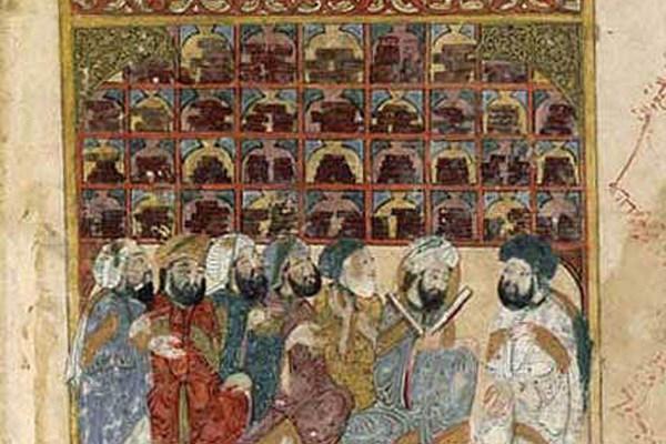 La Maison de la Sagesse : l'âge d'or des Sciences arabes