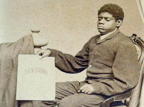 Blind Tom, né esclave, devient le pianiste le mieux payé du 19e siècle, à l'âge de 10 ans !