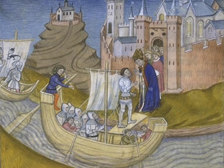 Rollon : le Viking à l'origine de la Normandie