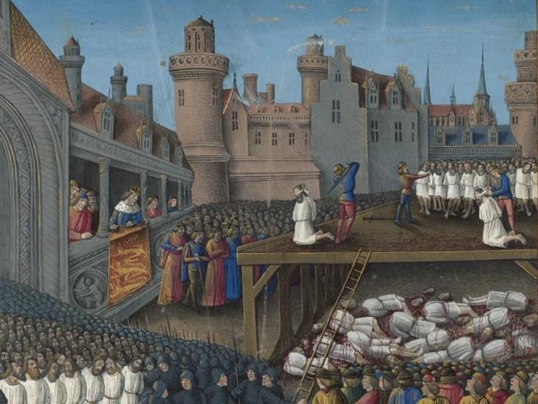 Barbarie en Terre sainte : la torture des mouches