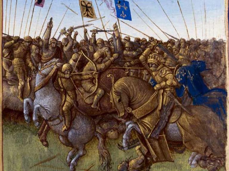 Louis III et la tempête normande