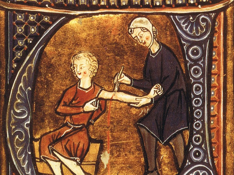 La médecine française au XIIe siècle vue par un chroniqueur arabe : entre chirurgie et boucherie