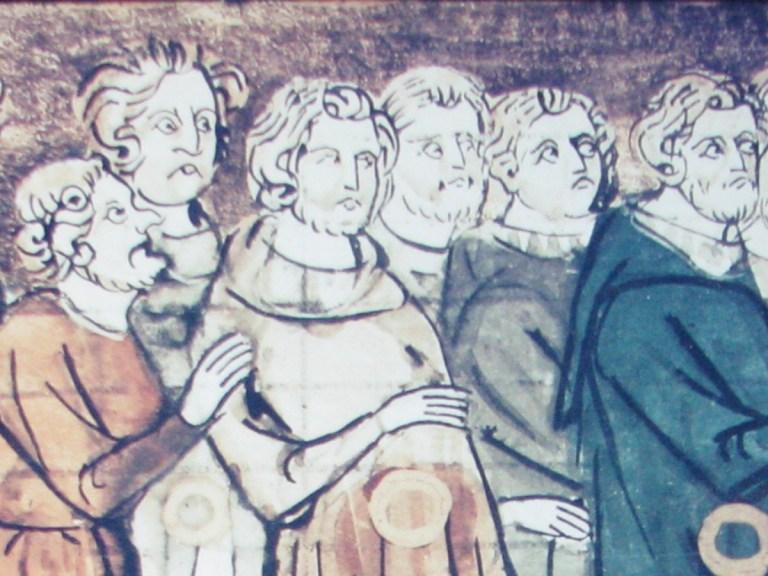 La Shoah, déjà six siècles plus tôt…